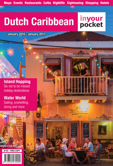 Sint Eustatius cover