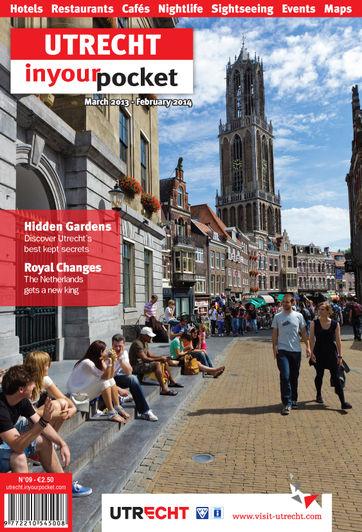 Utrecht cover