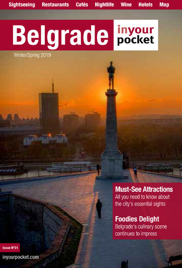cover Belgrade