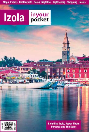 Izola cover