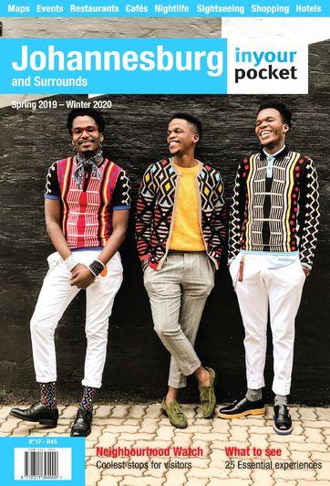 cover Johannesburg