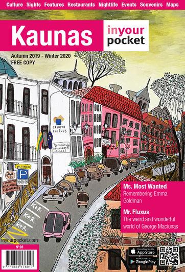 Kaunas cover