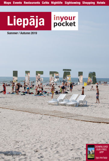 Liepaja cover