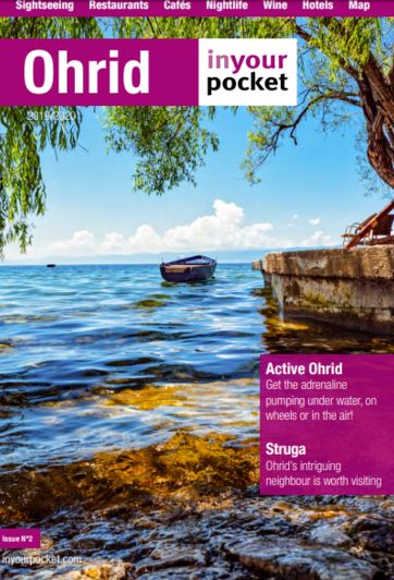 Ohrid cover