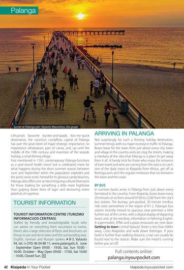 Palanga cover