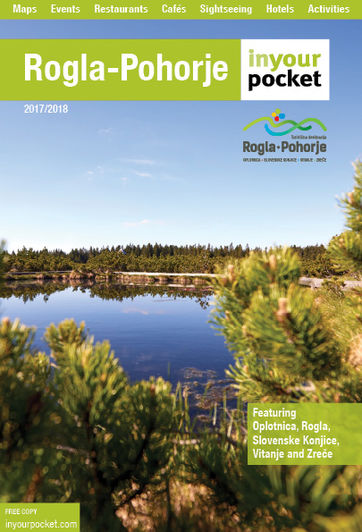 cover Rogla & Pohorje