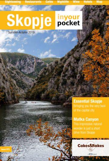 Skopje cover