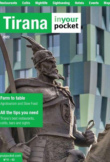Tirana cover