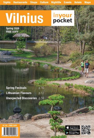 Vilnius cover