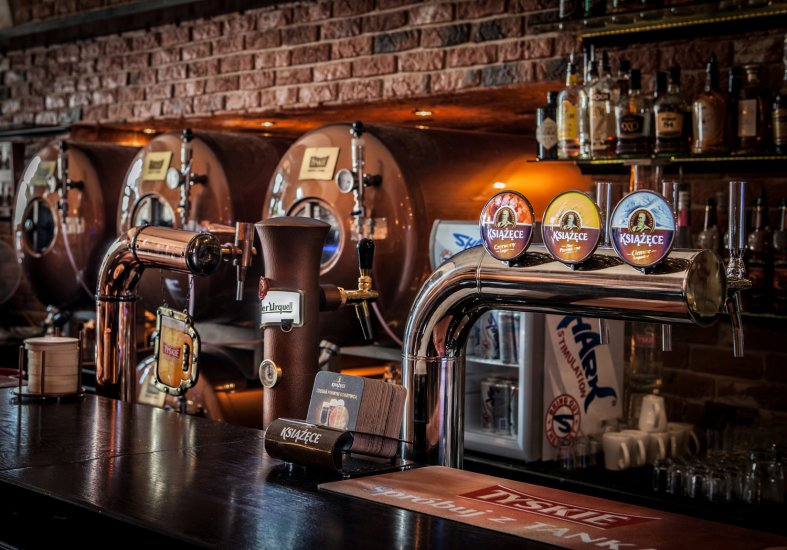 Bars And Restaurants In Krakow