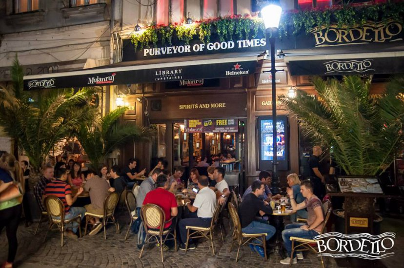 Bordello Bars Pubs Amp Clubs Bucharest