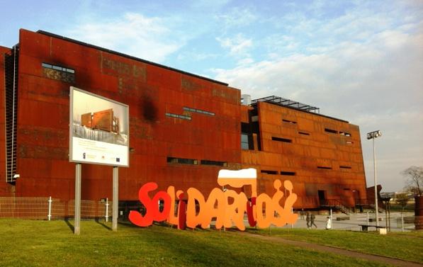 European Solidarity Centre Sightseeing Gdansk