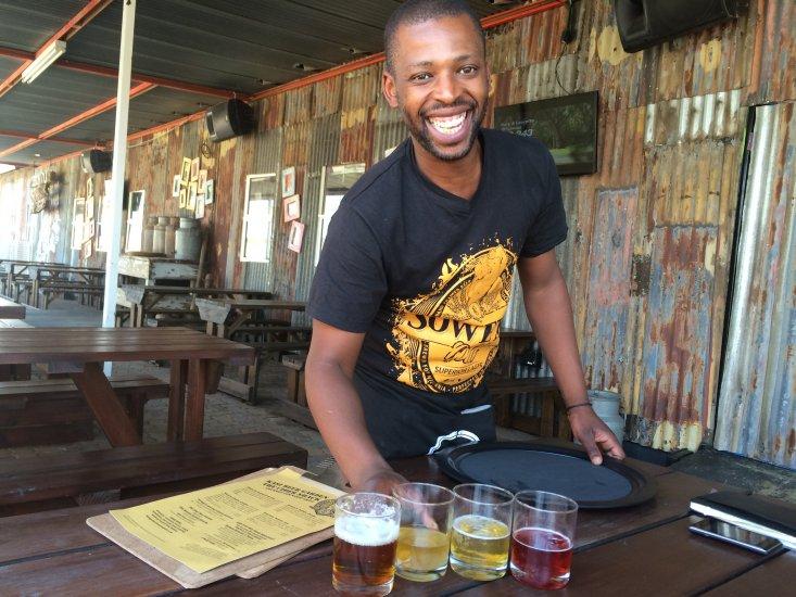Ubuntu Kraal Kasi Beer Garden Nightlife Johannesburg