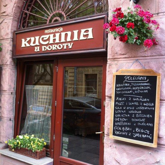 Kuchnia U Doroty Restaurants Krakow