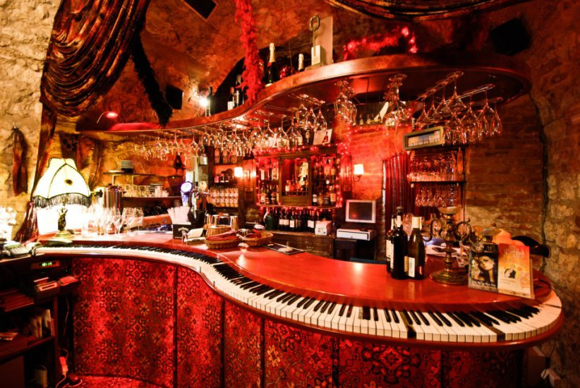 The Piano Rouge Krak 243 W Bars Amp Clubs Krakow