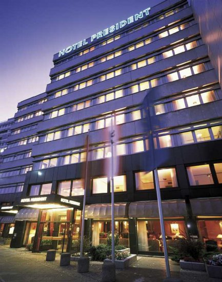 Best western president hotels berlin for Top hotels in berlin
