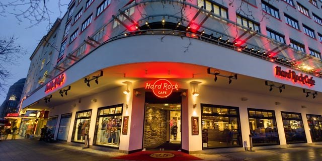 hard rock cafe nightlife berlin. Black Bedroom Furniture Sets. Home Design Ideas