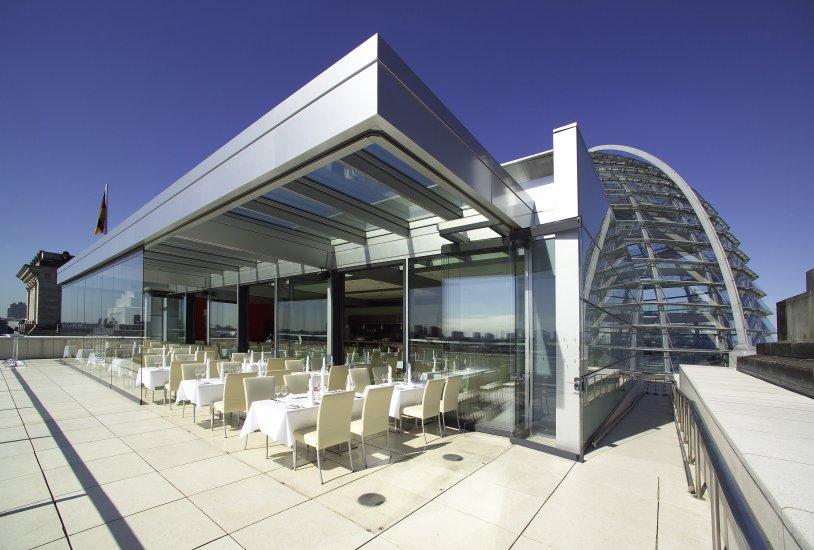 K 228 Fer Dachgarten Restaurants Berlin