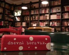 Book Caffe Dnevni boravak