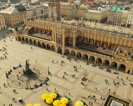 Local city guide to Cracow / Kraków
