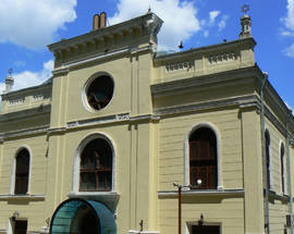 The Great Polish Synagogue & Holocaust Museum