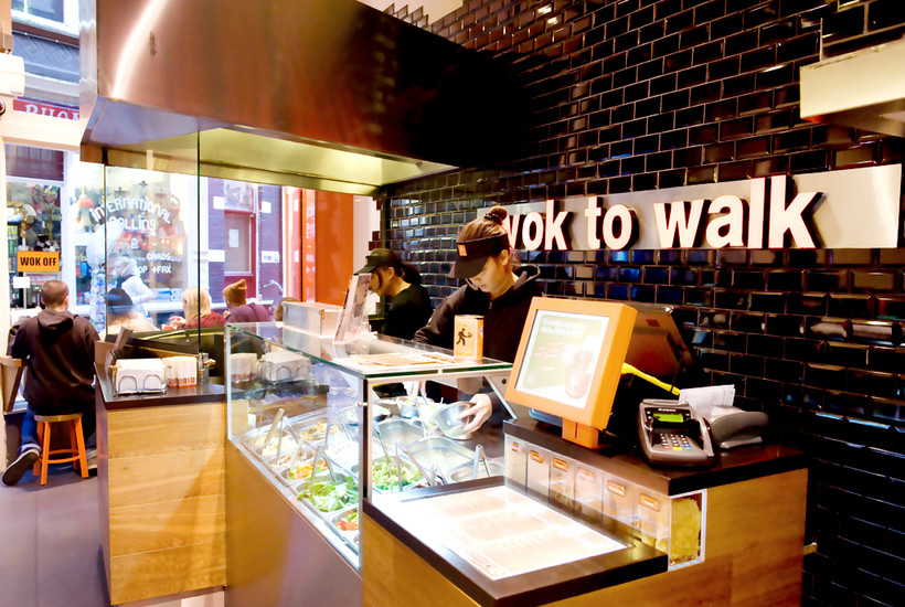 Wok To Walk Restaurants Amsterdam