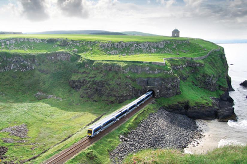 Ireland Train Tours