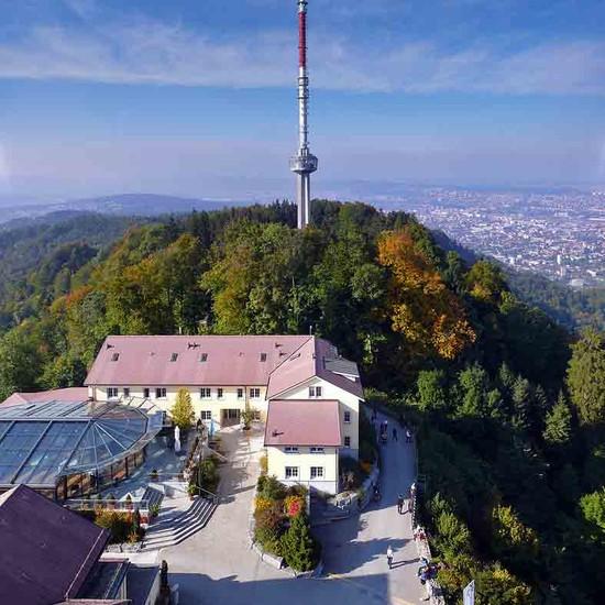 Uetliberg Sightseeing Zurich