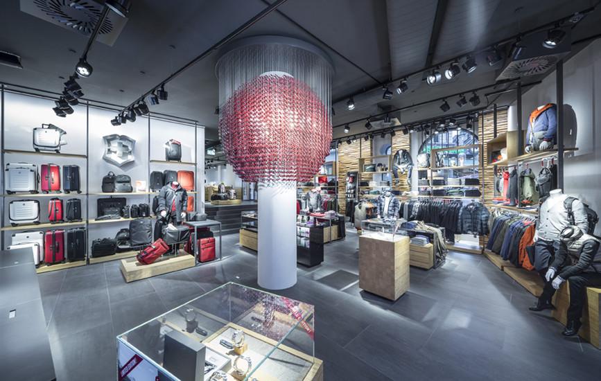 Victorinox Flagship Store Shopping Zurich