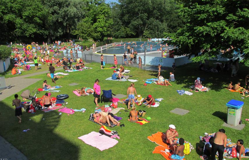 Bredius Swimming Pool Sightseeing Amsterdam