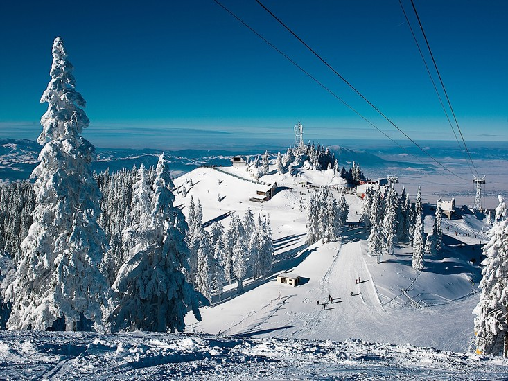 Poiana Brasov Romania  city photos : Gondola & Cable Cars in Skiing & Activities