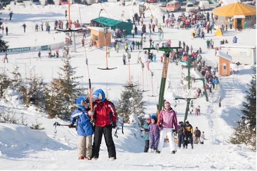 Skiing Sibiu Ski Sibiu Paltinis