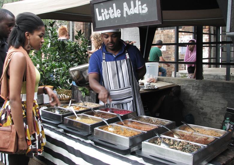 Organic Food Market Johannesburg