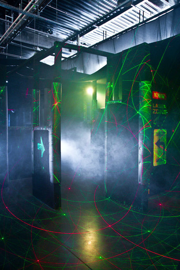 Arena Laser Games | Leisure | Lodz
