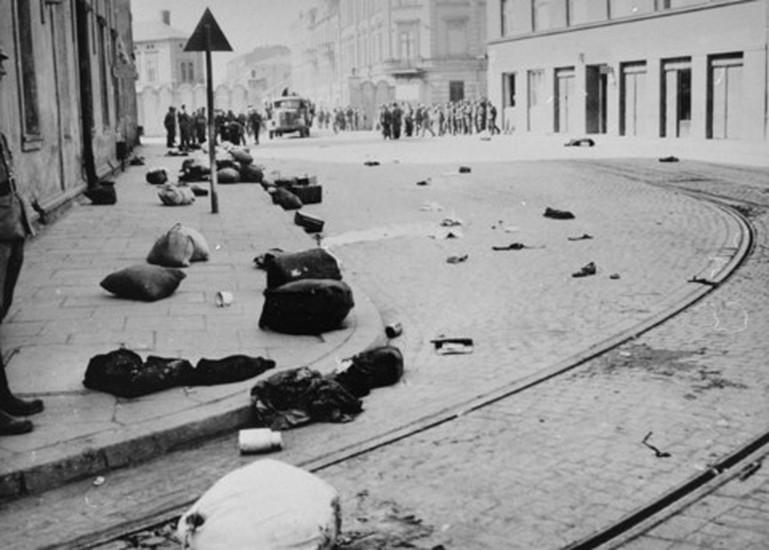 Image result for krakow ghetto
