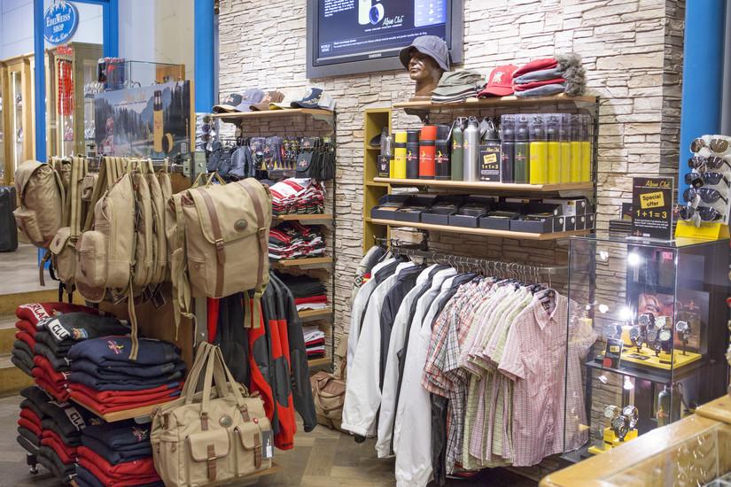 Edelweiss Shop Shopping Zurich
