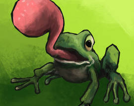 Froggy flavours