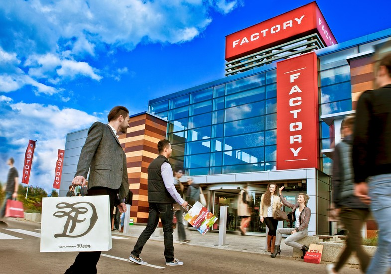 Factory Poznan Shopping In Poznan Poznan