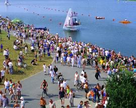 Lake Malta: Poznań's Outdoor Activities & Recreation Hub