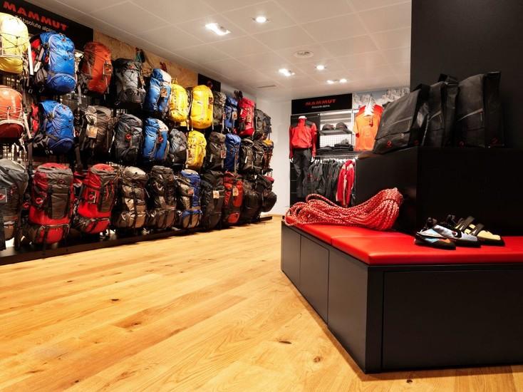 online store 4d18f 0d560 Mammut | Shopping | Zurich