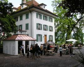 Sommercafé (Richard Wagner Museum)