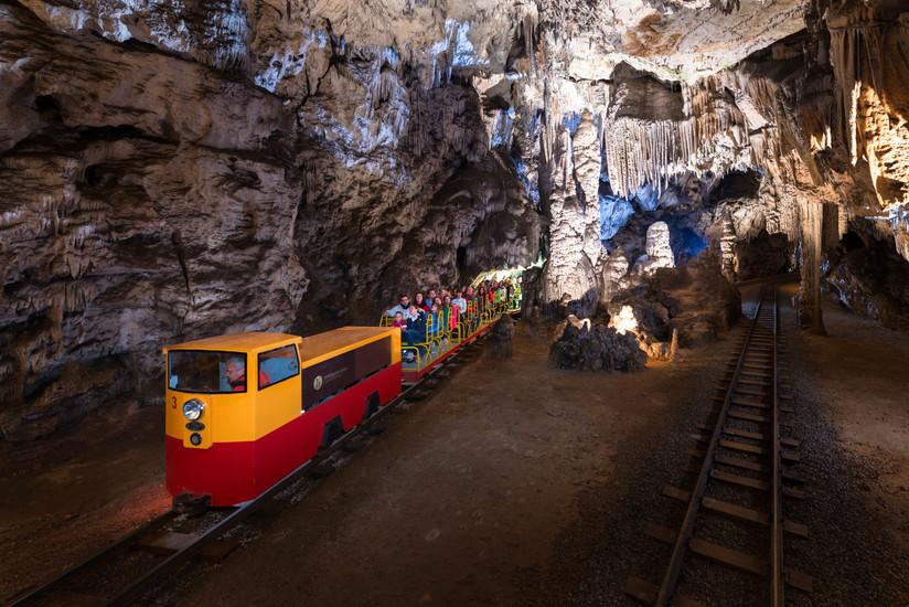 Postojna Cave Sightseeing Ljubljana