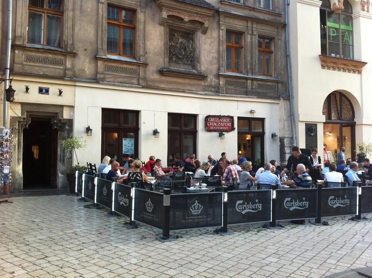 Gruzińskie Chaczapuri Restaurants Krakow