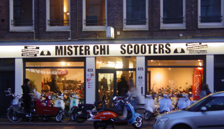 mister chi scooters