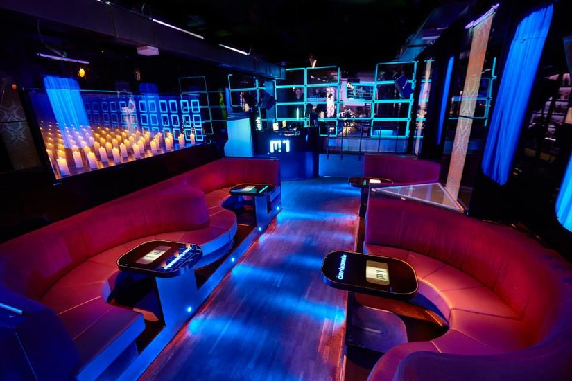 M1 Lounge Bar Amp Club Bars Pubs Amp Clubs Prague