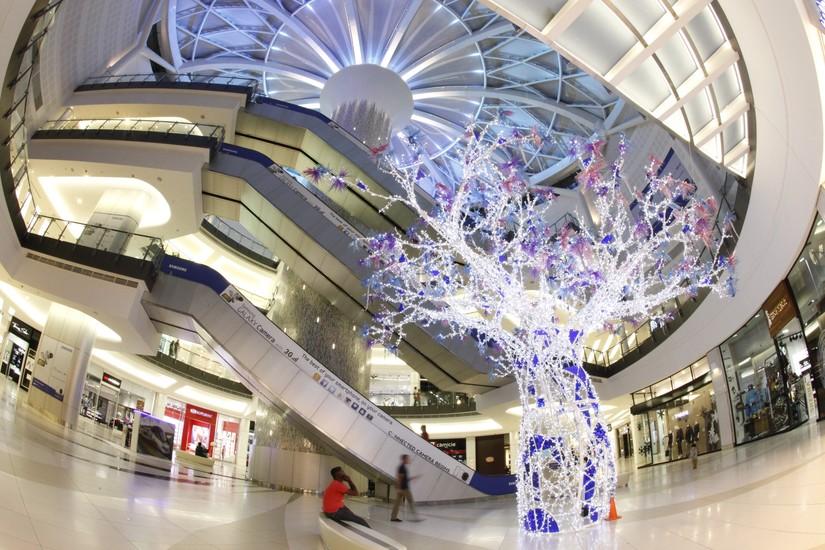 Sandton City And Nelson Mandela Square Shopping Malls