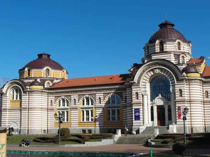 Bagni Termali Sofia : Sofia history museum sightseeing in sofia sofia
