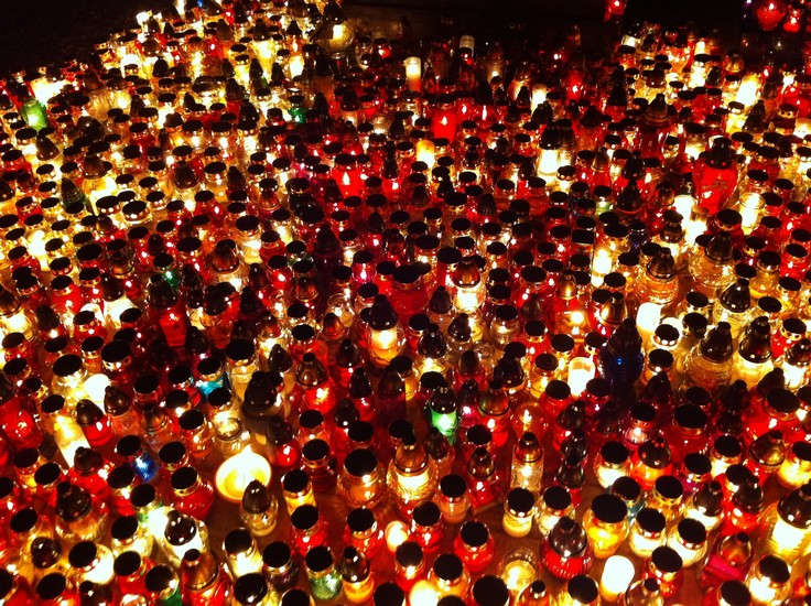 All saints day in krakw what it is where to enjoy it all saints9239 day in krak243w m4hsunfo