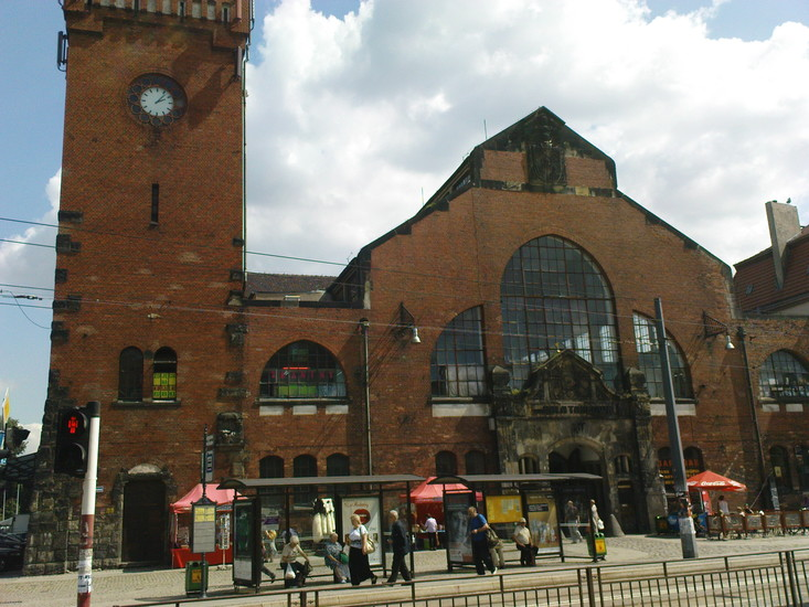 Hala Targowa Shopping In Wroclaw Wroclaw