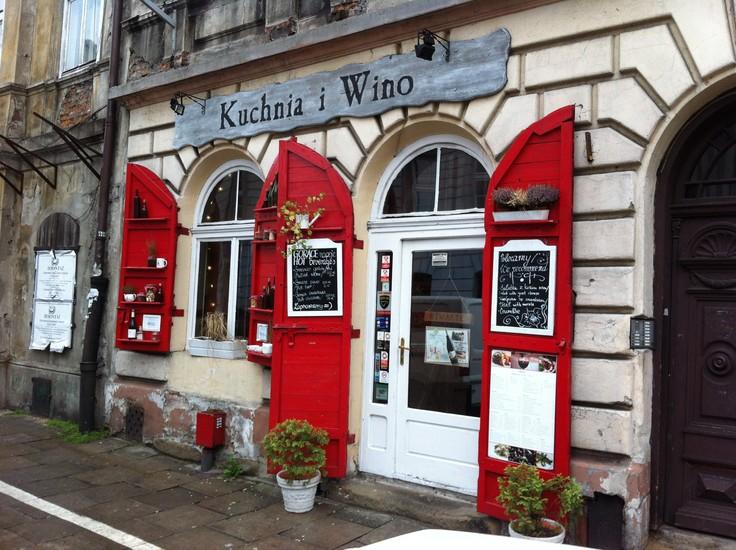 Kuchnia I Wino Restaurants Krakow